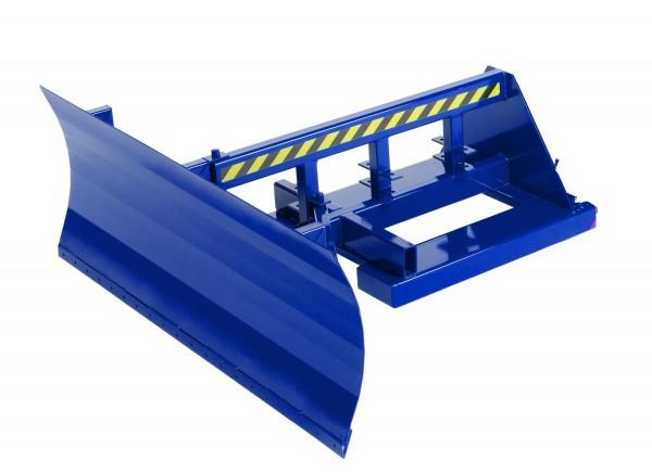Schneeschieber Typ RSS mit Stahlschürfleiste
