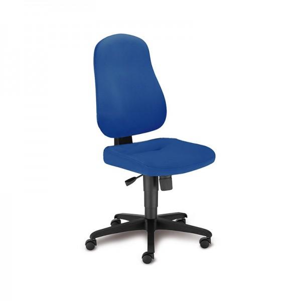 Bürostuhl Bizzi deluxe in Blau